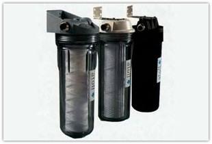 Назначение и разновидности фильтров тонкой очистки воды