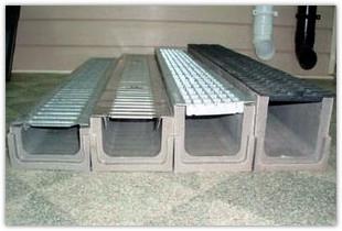 Главный элемент ливневой канализации