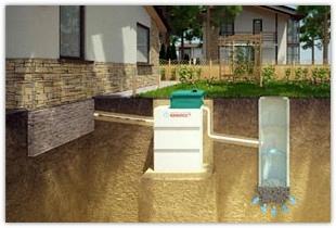 Автономная очистная станция Юнилос Астра