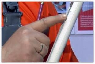 Монтаж полипропиленовых труб и фитингов при помощи полифузной сварки и резьбовых соединений
