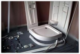 Как собрать и установить душевую кабинку для маленькой ванной комнаты своими руками