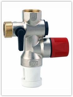 Предохранительный клапан для водонагревателя