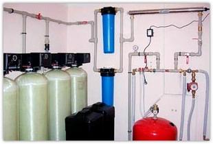 Системы очистки воды от запаха сероводорода