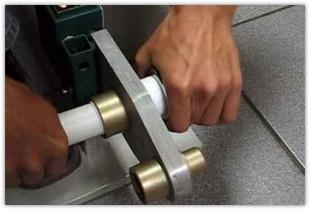 Как паять полипропиленовые трубы самостоятельно при монтаже домашнего водопровода