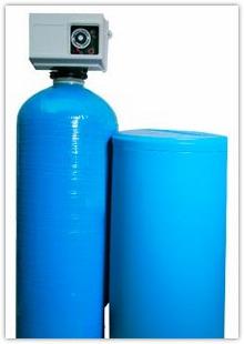Технологические решения, применяемые в системе умягчения воды