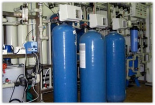 система очистки воды от запаха