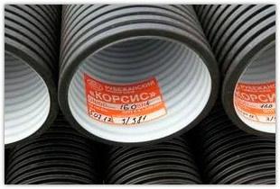 Правила выбора и условия монтажа труб для ливневой канализации